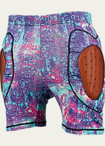 Women's Total Impact Short - hip, leg, AND tailbone padding...yeah, I'm getting these!!