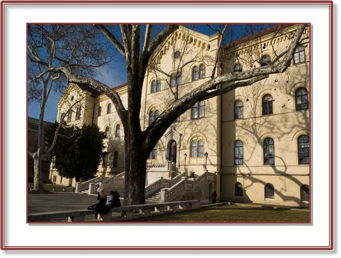 University Of Zagreb Croatia 1669