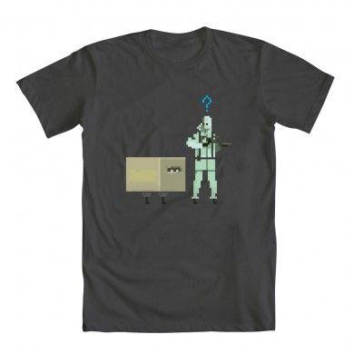 Just A Box shirt #metalgear
