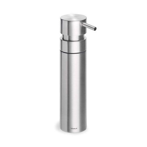 Blomus Nexio Brushed Stainless Steel Soap Dispenser 68615