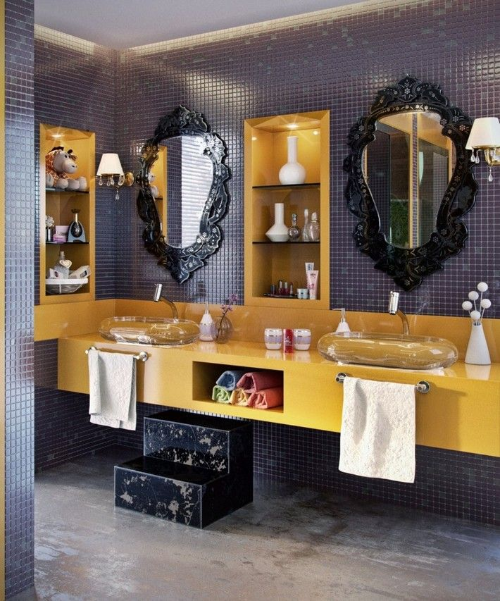 Be Inspiredbeautiful Moroccan Bathroom Decor Ideas  Moroccan Fascinating Luxury Bathroom Decorating Ideas Design Inspiration