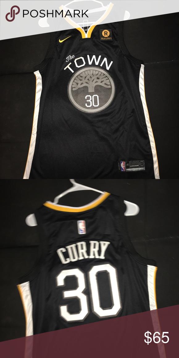san francisco 9521c 4c64d Golden State Warriors Stephen Curry Jersey Warriors Steph ...
