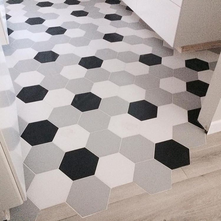 Very Cool Custom Floor Recently Completed By One Of Our