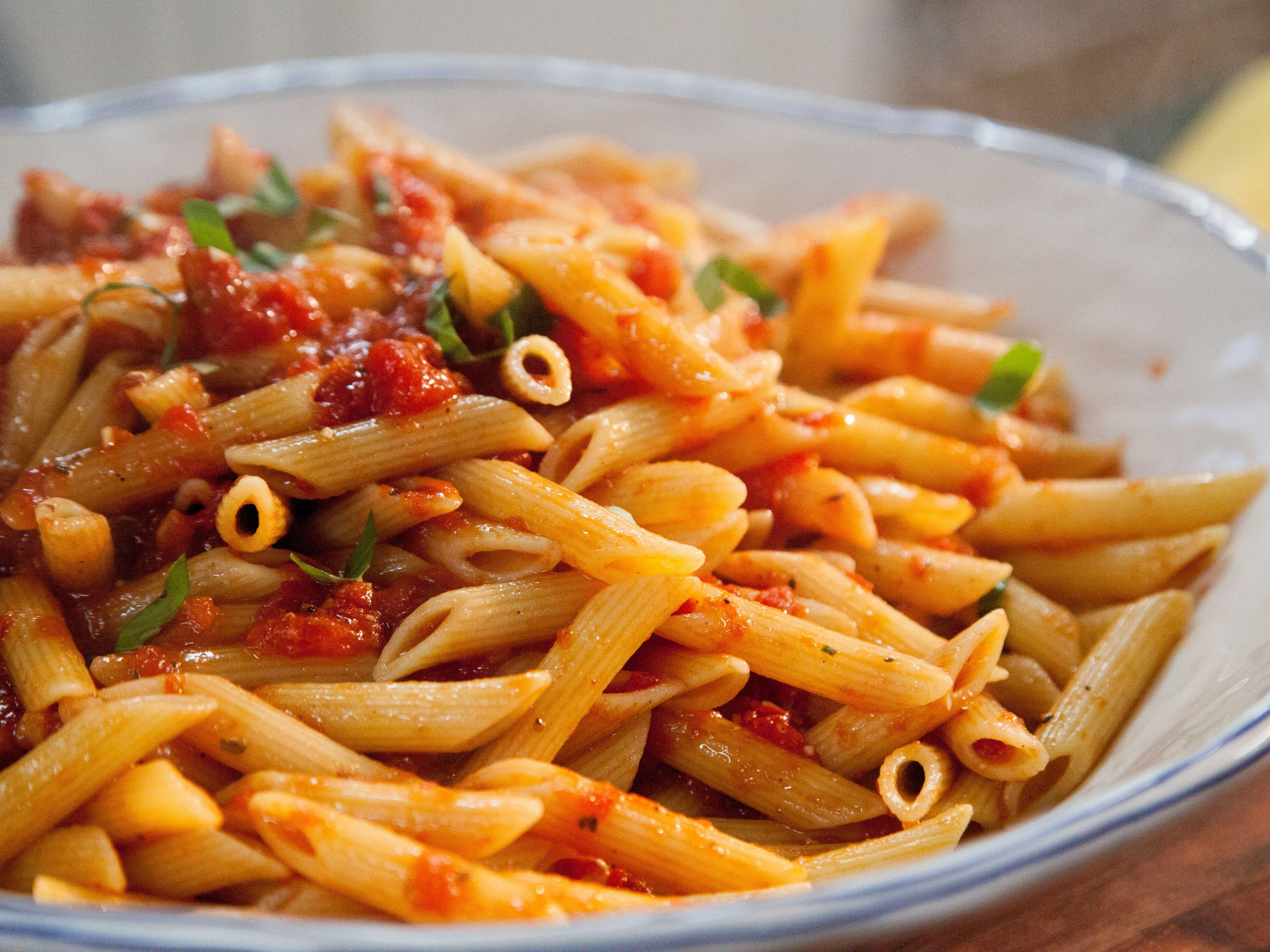 Penne Arrabiata Nasıl Yapılır – Yemek Tarifleri – vegan tarifleri
