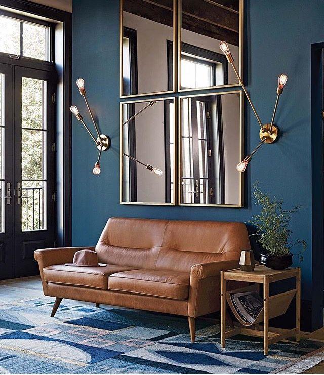 West Elm | Interior, Living room decor, Room decor