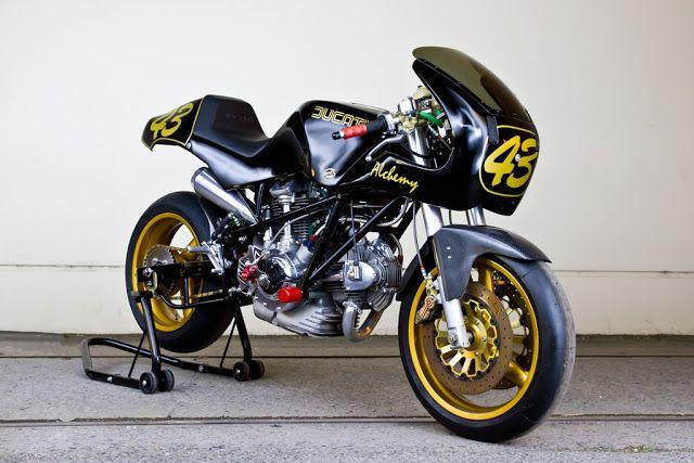 Ducati Alchemy by Vee Two