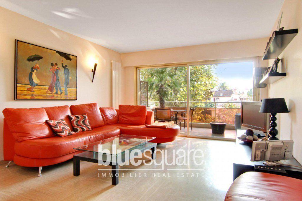Appartement sur Cannes situé dans une résidence de standing à Â