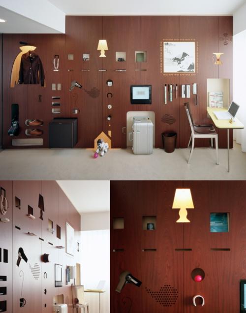 Hotel Claska by Torafu Architects