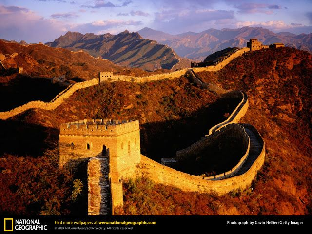 Great Wall Of China 25 Cool Places To Visit Around The World