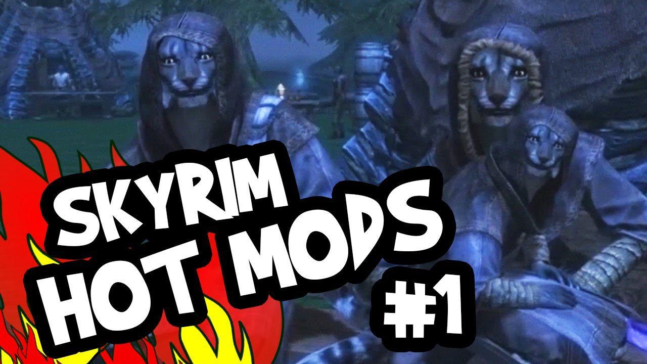 Skyrim Hot Mods #1 - WELCOME TO UNORIA! #games #Skyrim #elderscrolls #BE3 #gaming #videogames #Concours #NGC