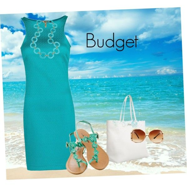 """Summer on a budget"" by kirstigs on Polyvore"