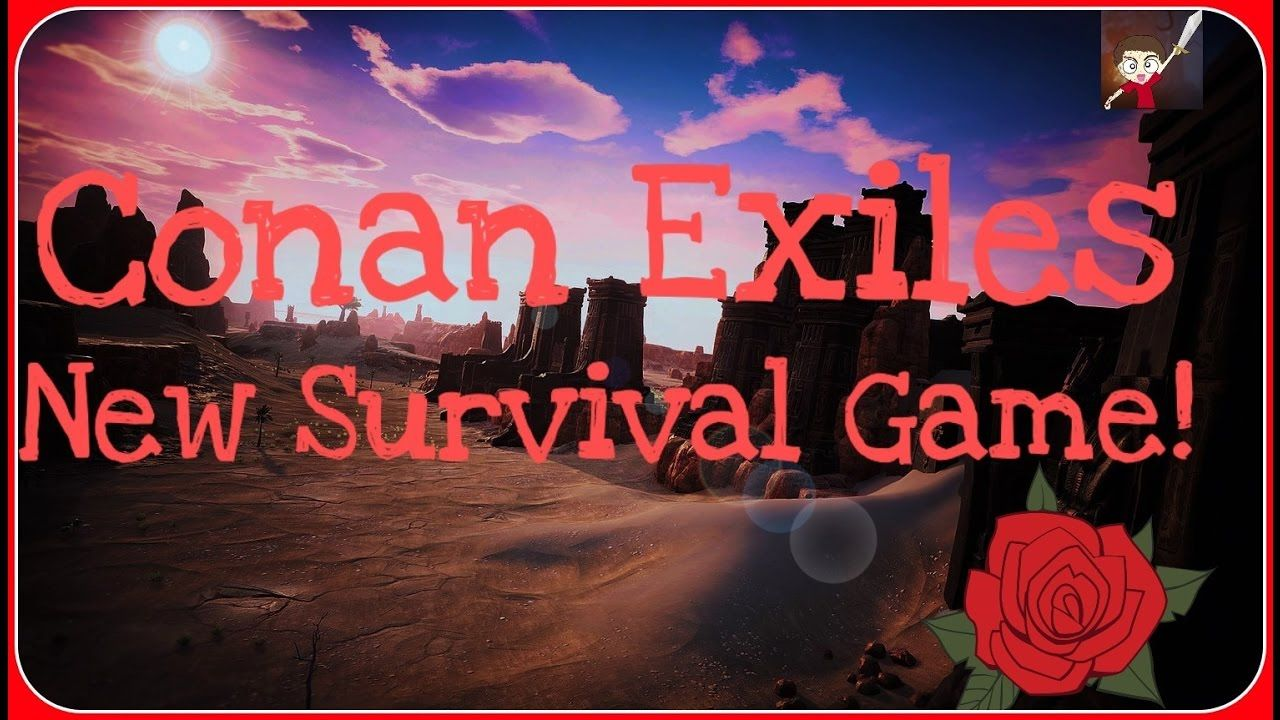 New Open World Survival Game CONAN EXILES https://www.youtube.com/watch?v=ElJ5WBdlSVM #gamernews #gamer #gaming #games #Xbox #news #PS4