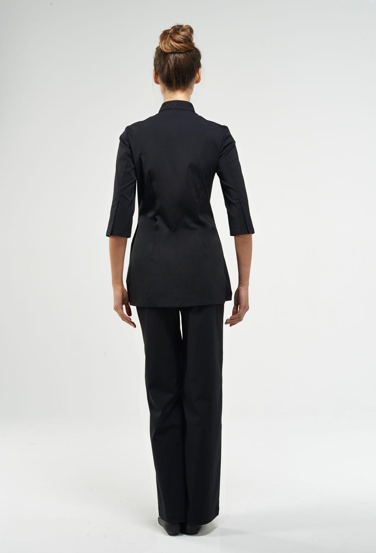 The urban fusion by noelasmar spauniforms uniform spa for Spa uniform fashion