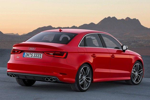 Audi S Sedan Boasts SAE Hp In Seconds Cars - Audi s3 0 60