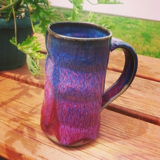 Mug from Sturgeon River Pottery in Petoskey