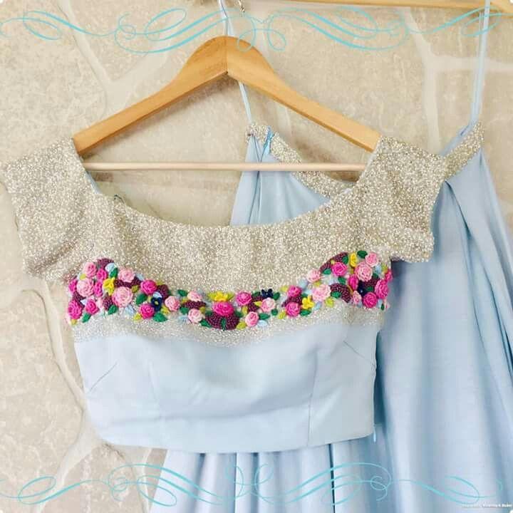 Pin de Yess Gonzalez en bordados | Pinterest | Vestidos, Ropa y Moda