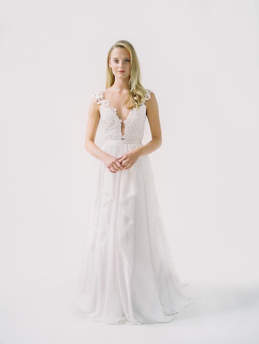 Truvelleus beautifully ethereal bridal collection bridal