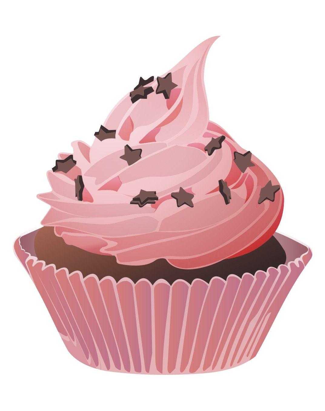 Vetor Cup Cake
