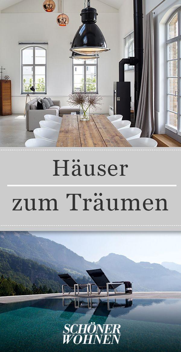 Traumhäuser in Deutschland und Europa | Haus bauen