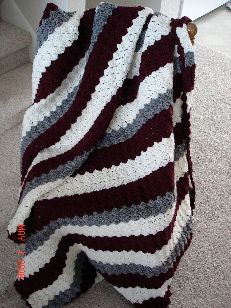 Blanket For Baby Or Lap Robe Pattern By Sheila Irisheyez