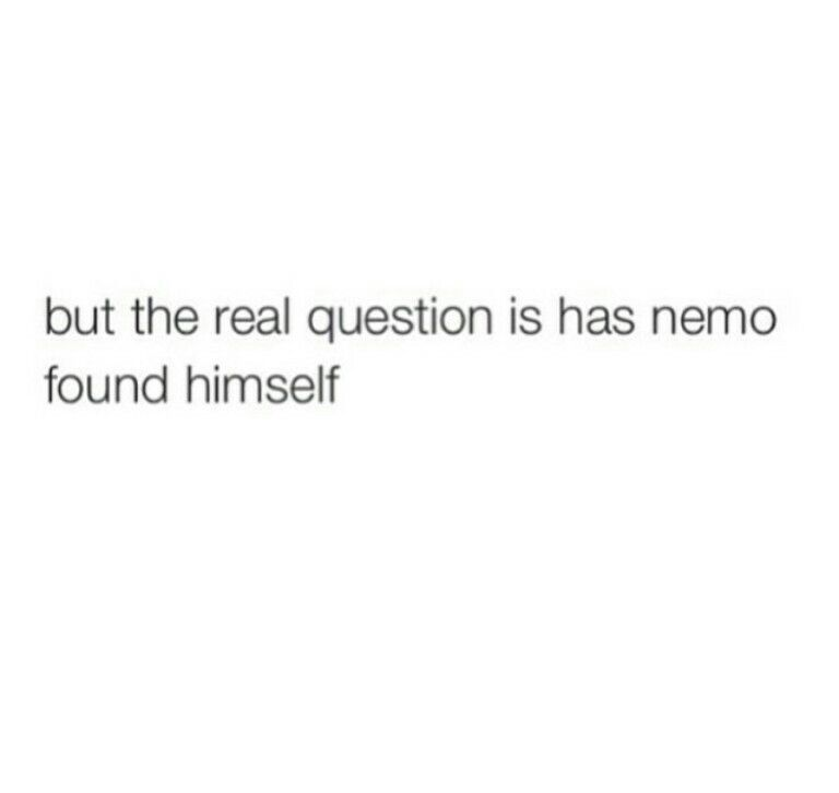 The real question is