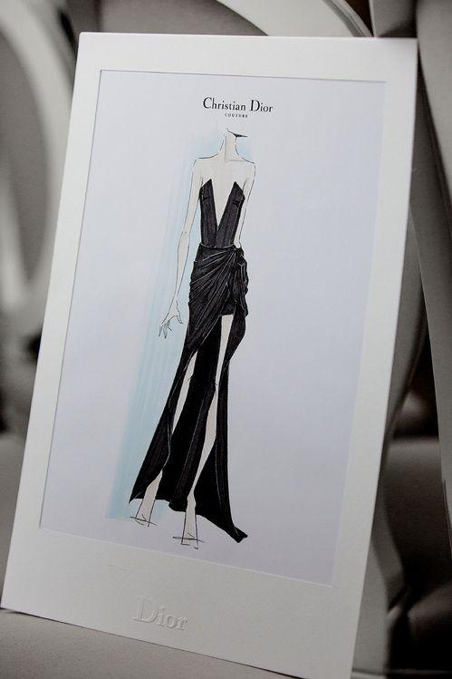 182752cfcb1 Les étapes de fabrication de la robe Dior haute couture de Marion Cotillard  pour sa montée des marches du film