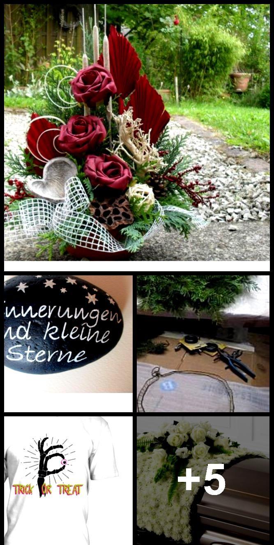 Grabschmuck Allerheiligen Toter Sonntag Grabschmuck Gedenken Rosen Exotisch #friedhofsdekorationenallerheiligen