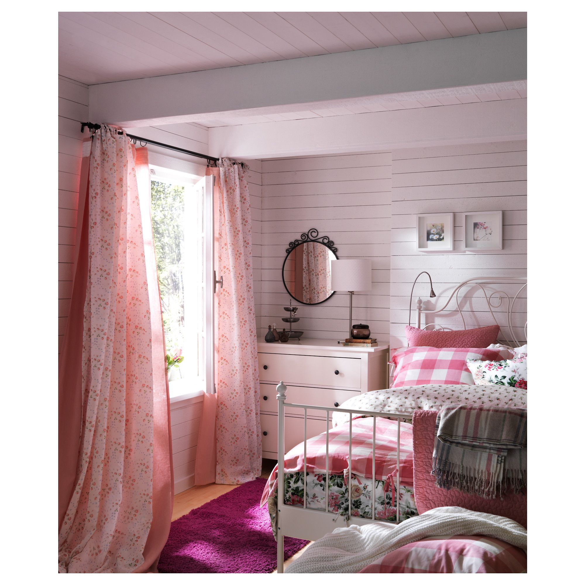 Ikea Bedroom Leirvik Hemnes Is Creative Inspiration For Us: Furniture And Home Furnishings In 2019