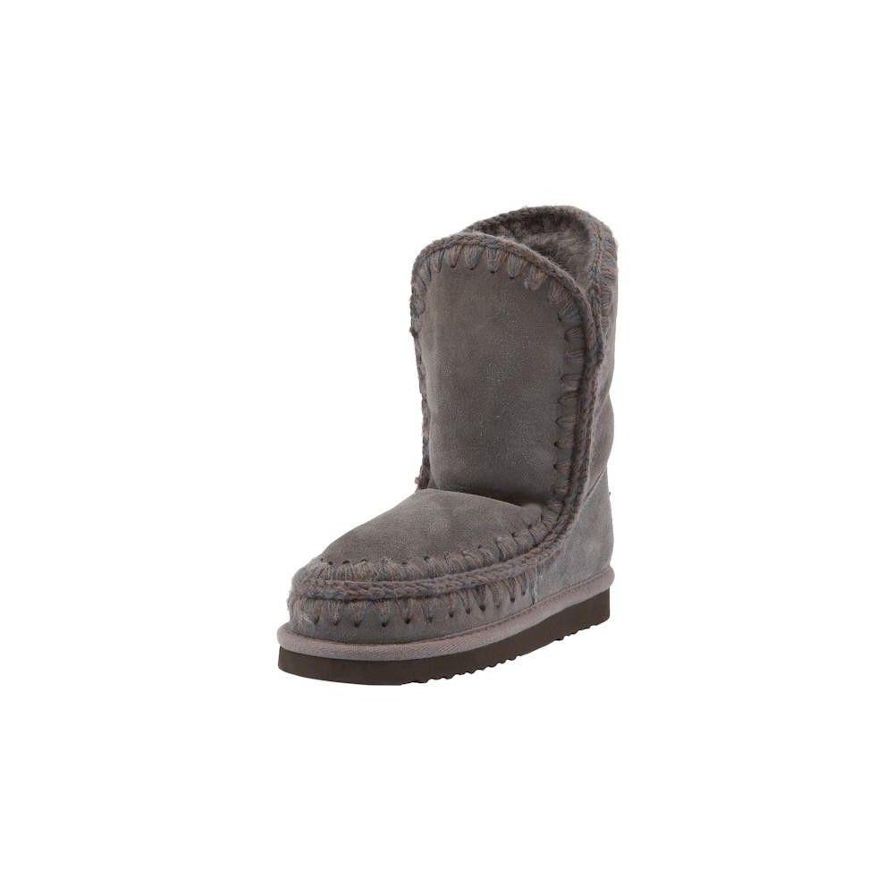 Mou Black Suede Rock Chelsea Boots oogBYWx