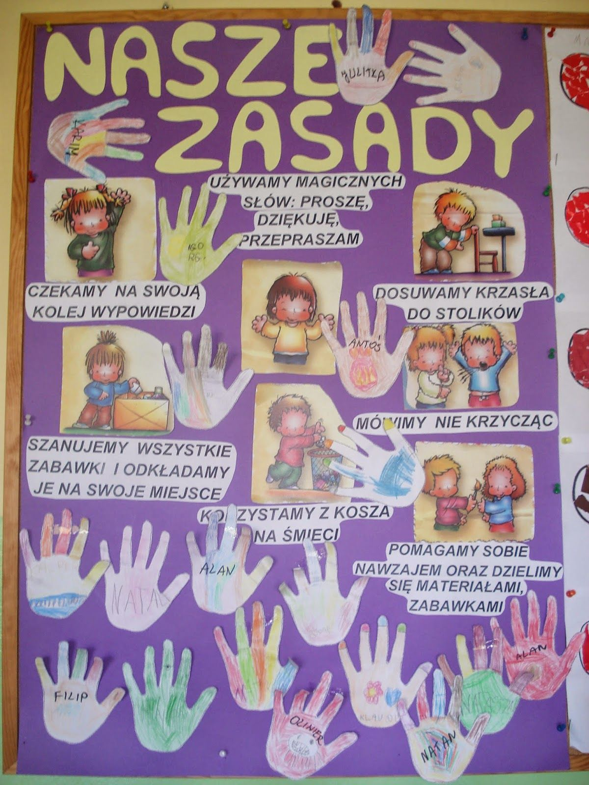 Nasza Klasa 0 A Preschool Classroom Preschool Activities