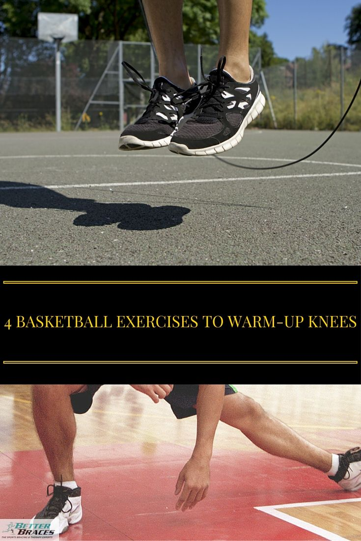 Before you attempt to run on to the basketball court