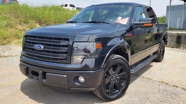Ford F 150 Fx2 Roush Supercharged Rt570 Ford