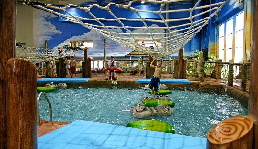 Crocodile Cove At Kalahari Resort Sandusky Ohio Indoor Waterpark Kalahari Resorts Water Park