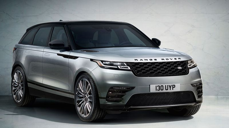 2019 Land Rover Range Rover Velar Range Rover Landrover Range