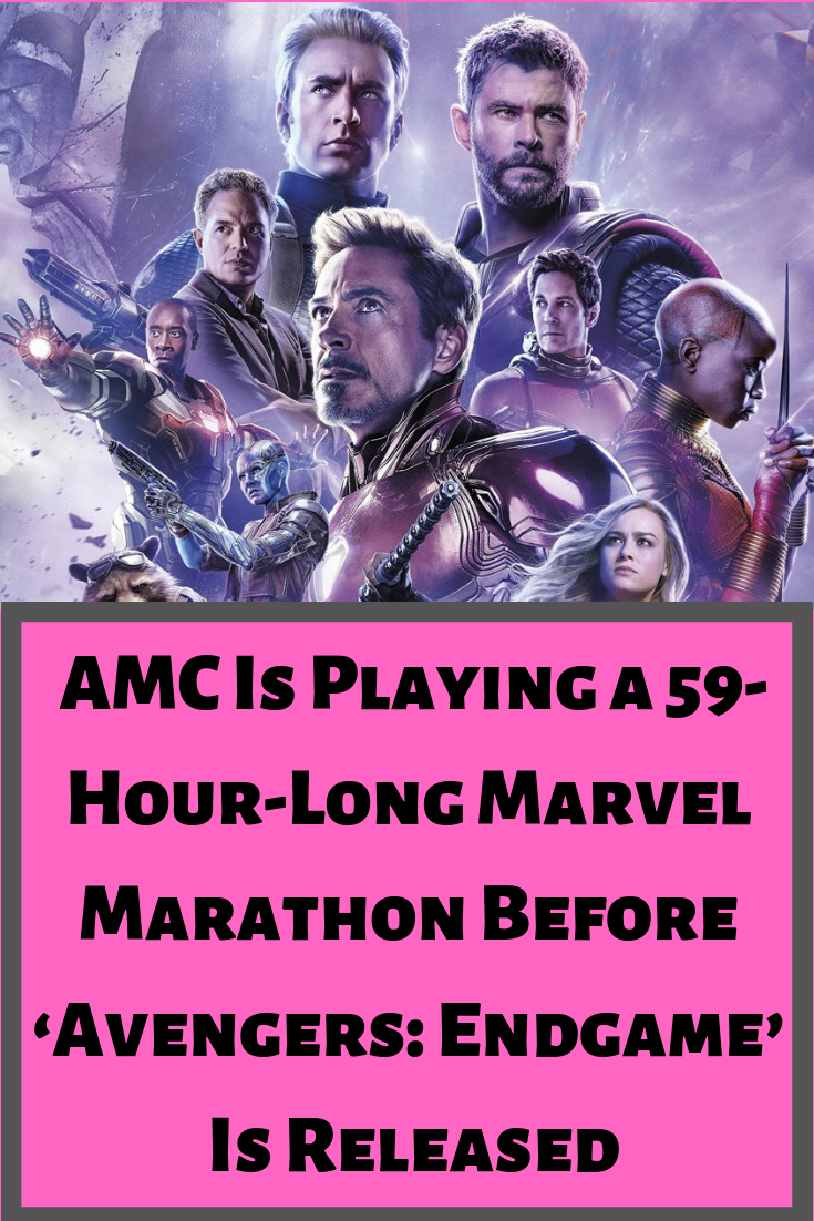 The End Is Near Marvel S Highly Anticipated Avengers Endgame Hits