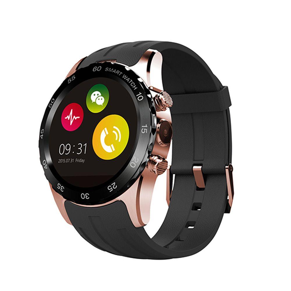 Neue Bluetooth Smart Watch Armbanduhr KW08 Sync Anruf SMS NFC Unterstützung Sim karte Smartwatch für