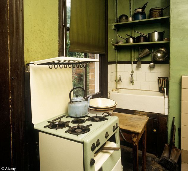 How weve grown to love our kitchens so much so theyve doubled – 1920s Kitchens