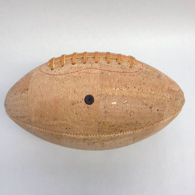 Cork football by New Orleans based QUEORK
