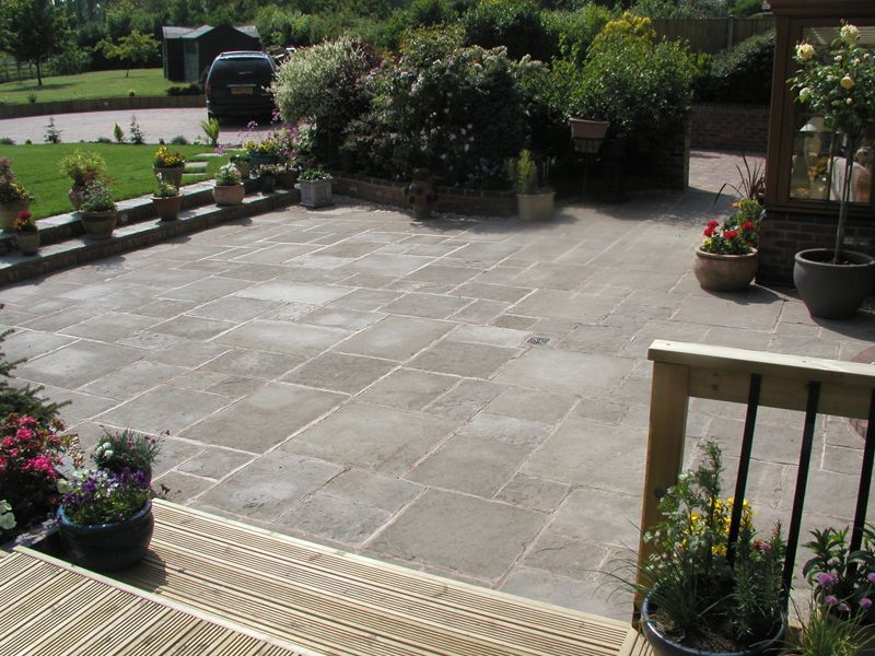 Image Result For Contemporary Patio Paving