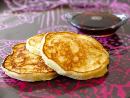Charming Cottage Cheese Pancakes