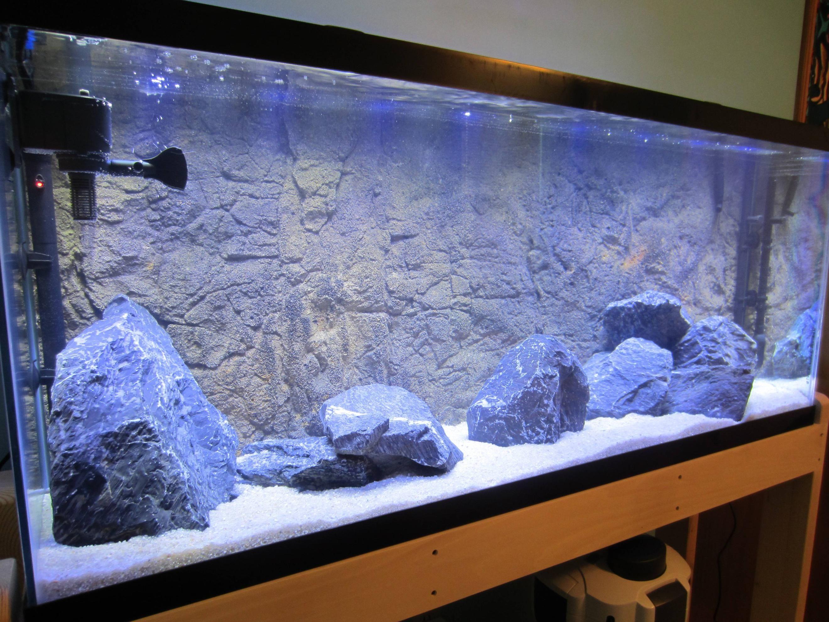 Universal Rocks Rocky Background Www Underwatereco Com Aquarium Backgrounds Best Water Filter Fresh Water Fish Tank
