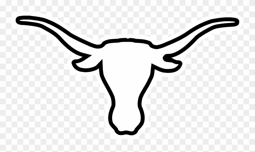 Texas Longhorns Logo Png Black And White Longhorn Logo Clipart 263214 Is A Creative Clipart Download The Tr Texas Longhorns Logo Texas Longhorns Longhorn
