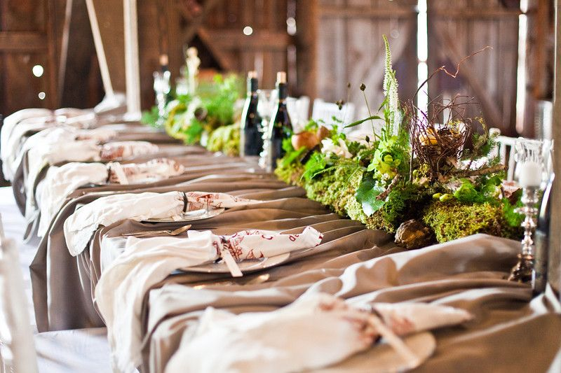 Exceptional Rehearsal Dinner With Burlap Google Search Table Centerpiecesrustic