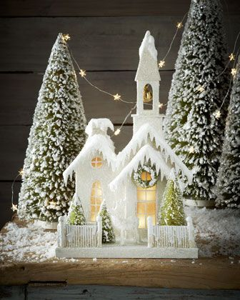 church in the woods by bethany lowe at neiman marcus