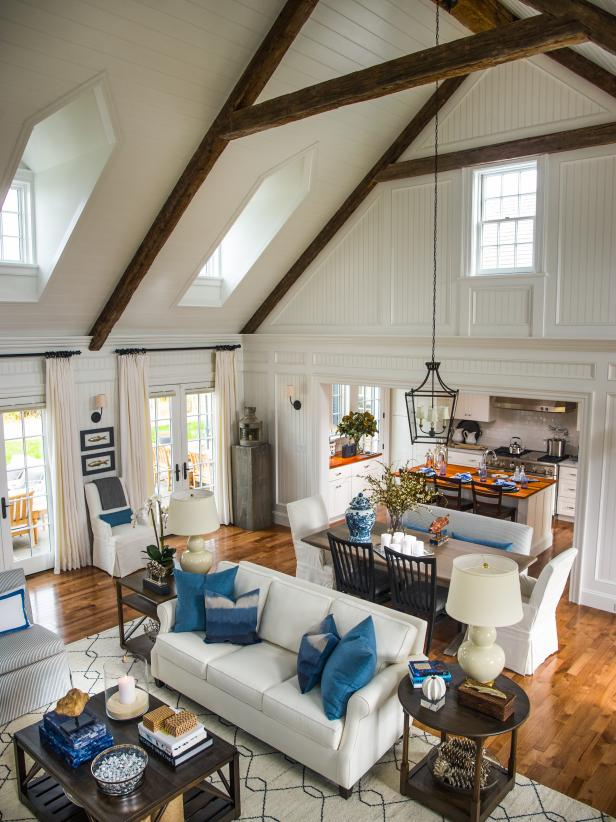 Hgtv Small Spaces Living Rooms: HGTV Dream Home 2015: Artistic View