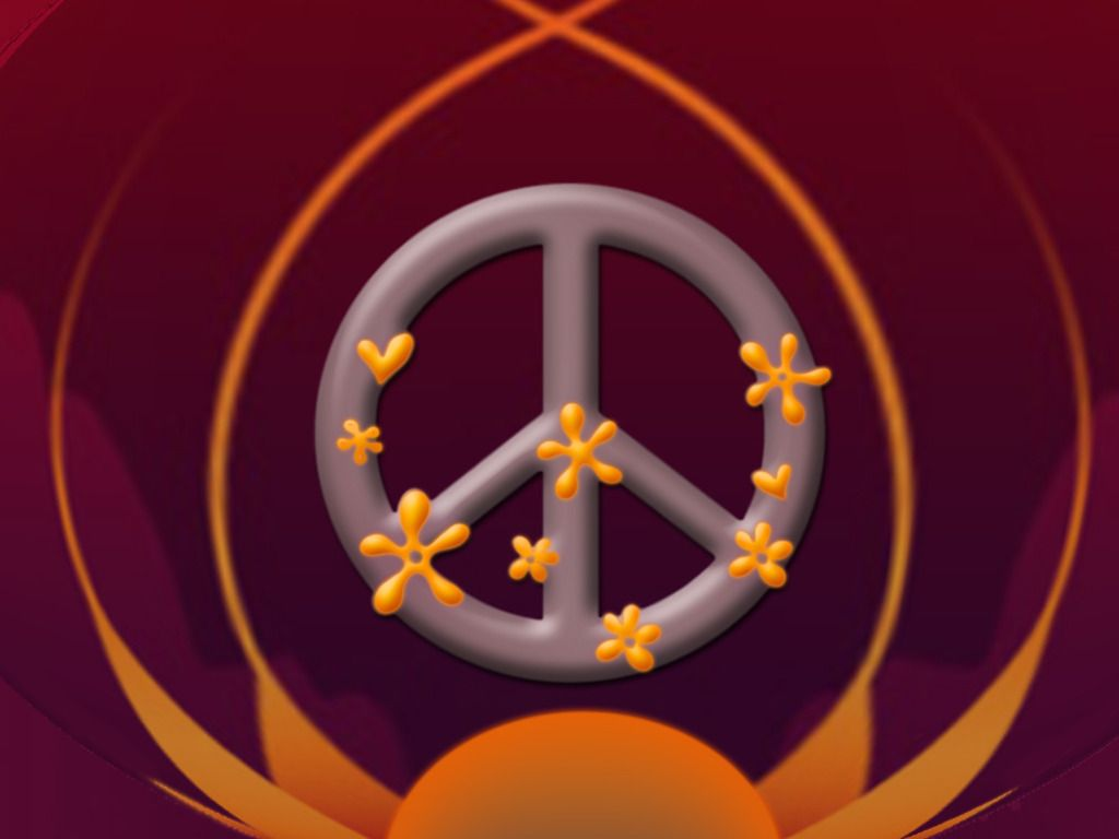 images of peace signs | Free Peace Sign Wallpaper ...