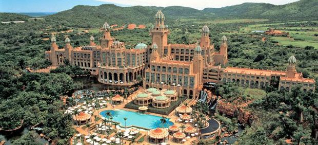 The Palace Of The Lost City >> Kerzner S The Palace Of The Lost City At Sun City South