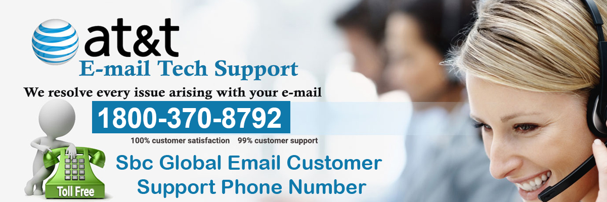 Att Email Support & Sbc Email 18003708792 Solutions