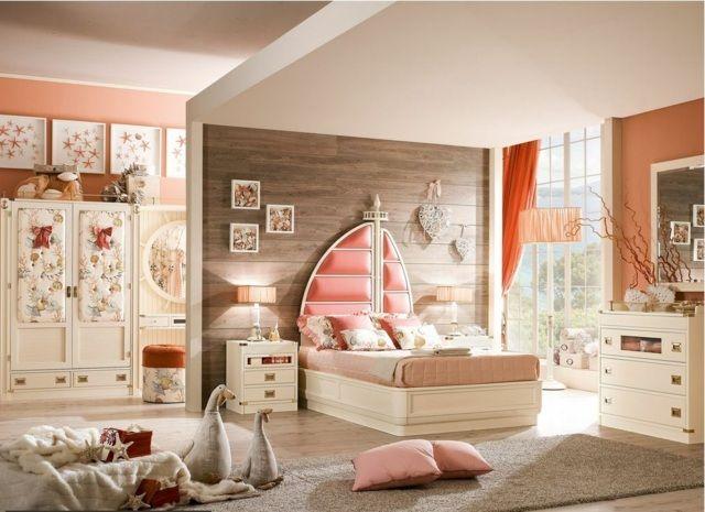 La chambre enfant design par Caroti et Tumidei | Ariel, Chambre ...