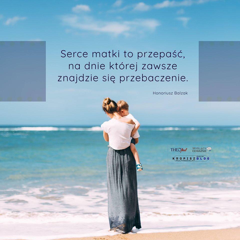Pin Na Cytaty Madre Slowa Drogowskazy
